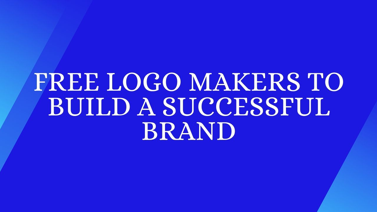 Best Free Logo makers