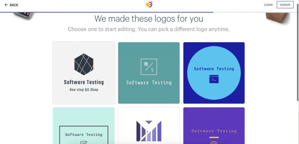 Hatchful Testing Logo