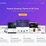 Astra Theme Fastest Growing Theme of All Time