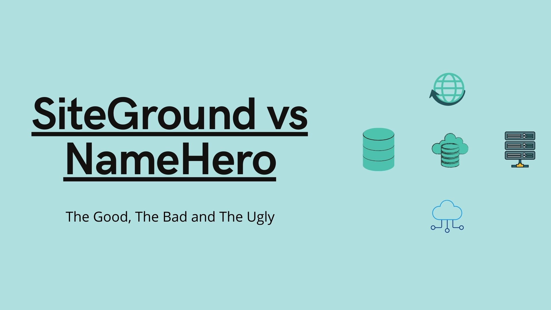 SiteGround vs NameHero