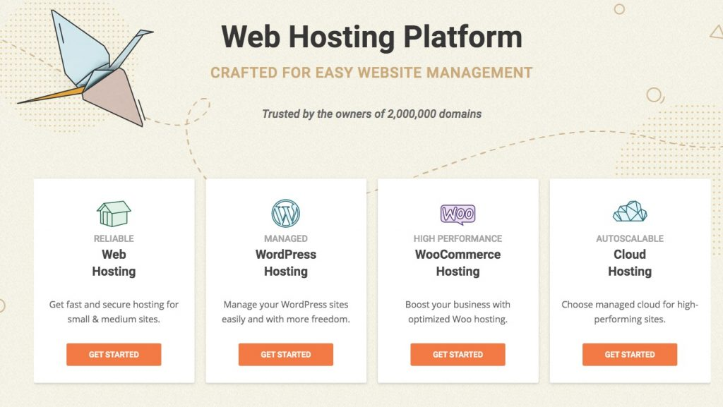 SiteGround Hosting Features
