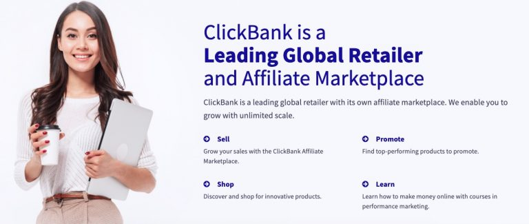 ClickBank Affiliate Marketing
